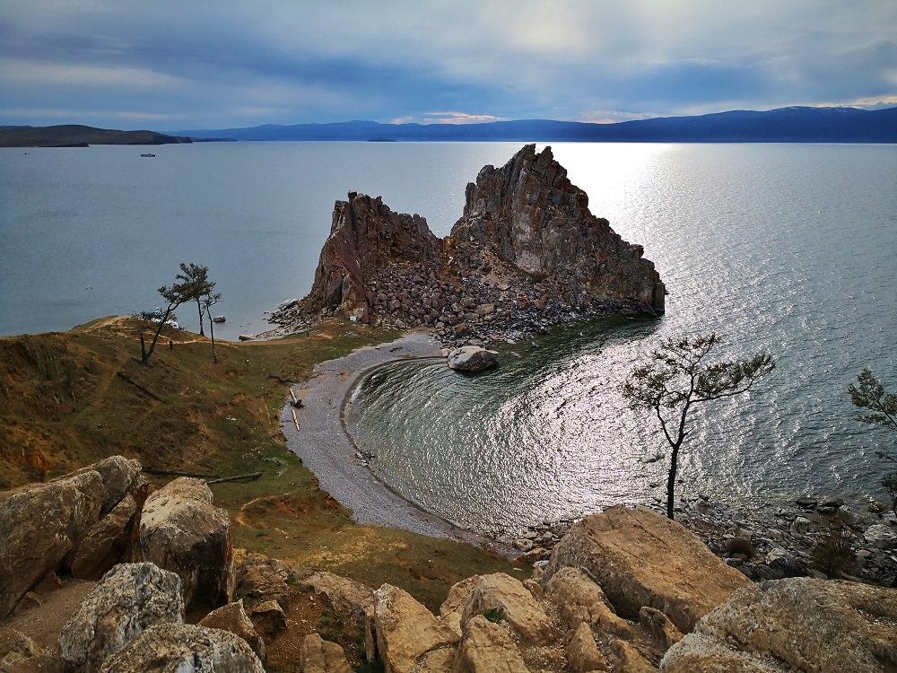 貝加爾湖奧利洪島
