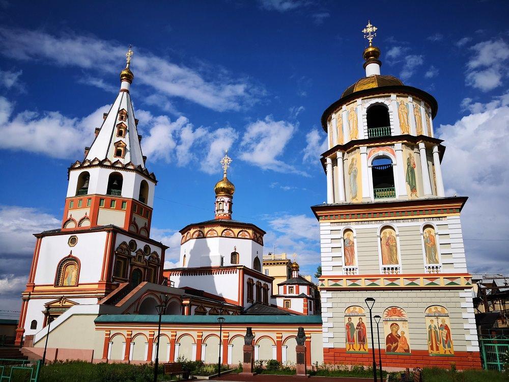 伊爾庫茨克(Irkutsk)主顯大教堂